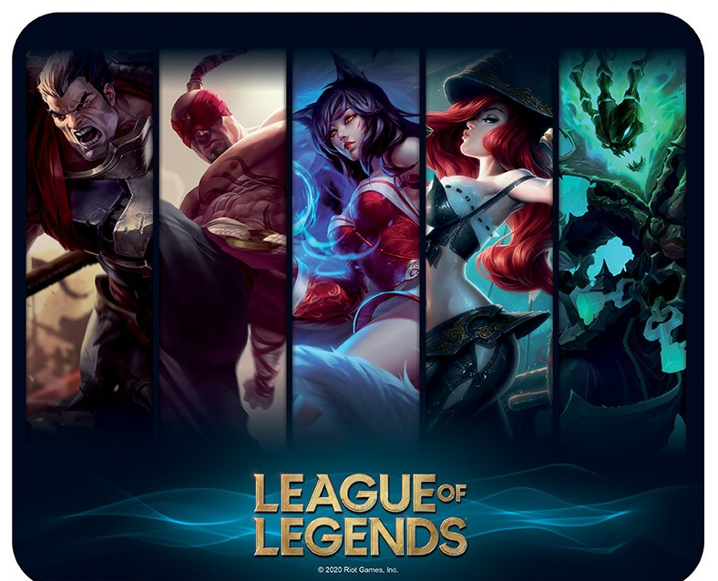 Merch Podložka pod myš League Of Legends Nové