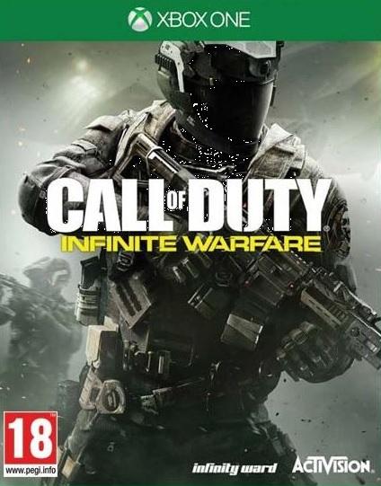 XONE Call of Duty Infinite Warfare Nové