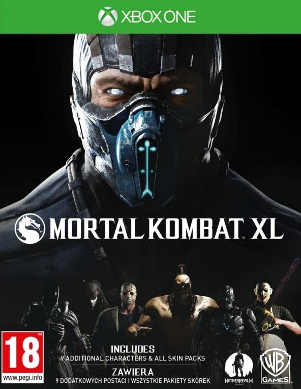 XONE Mortal Kombat XL Nové