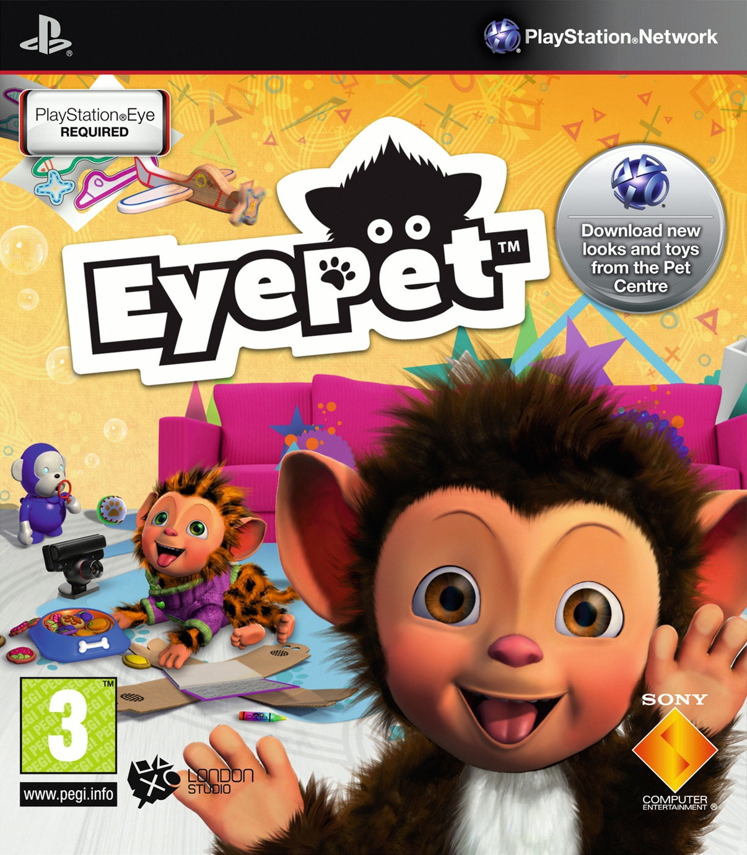 PS3 EyePet-