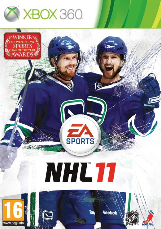 X360 NHL 11 CZ