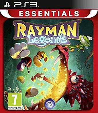 PS3 Rayman Legends Nové