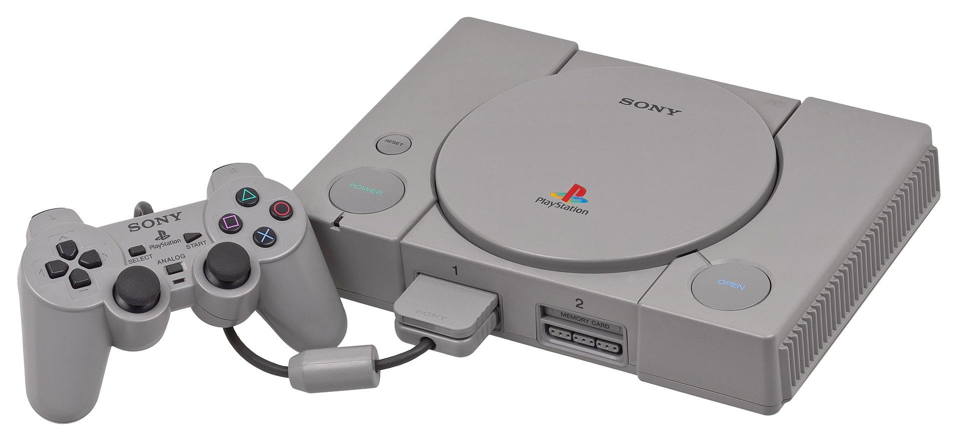 PS1 Konzole Sony Playstation 1-