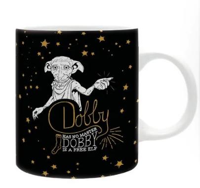 Merch Hrnek Harry Potter Dobby Nové