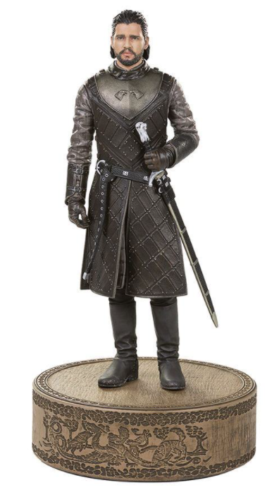 Merch Figurka Game Of Thrones PVC Statue Jon Snow 28 cm Nové