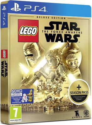 PS4 LEGO Star Wars The Force Awakens Deluxe Edition Steelbook