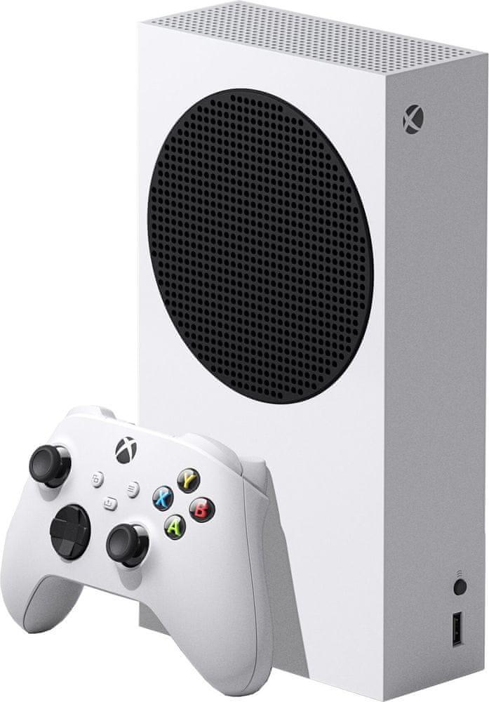 XSX Konzole Xbox Series S 512GB white-