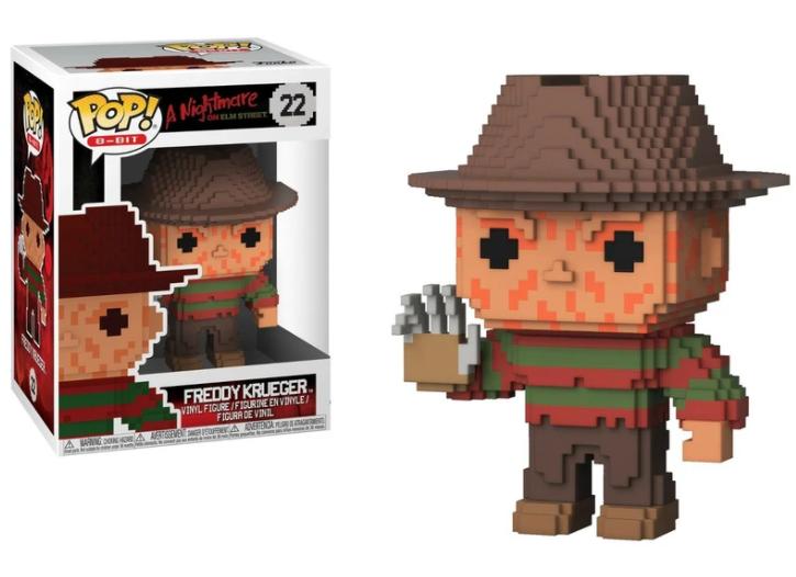 Merch Funko Pop! 22 A Nightmare On Elm Street Freddy Krueger Nové