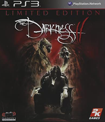 PS3 The Darkness 2 Limited Edition Nové