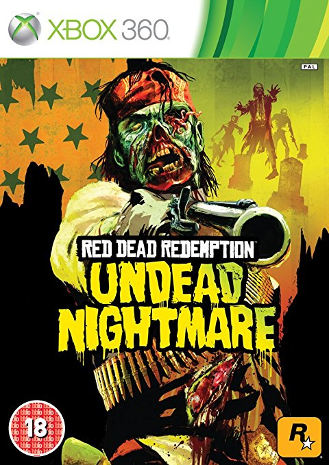 X360 Red Dead Redemption Undead Nightmare