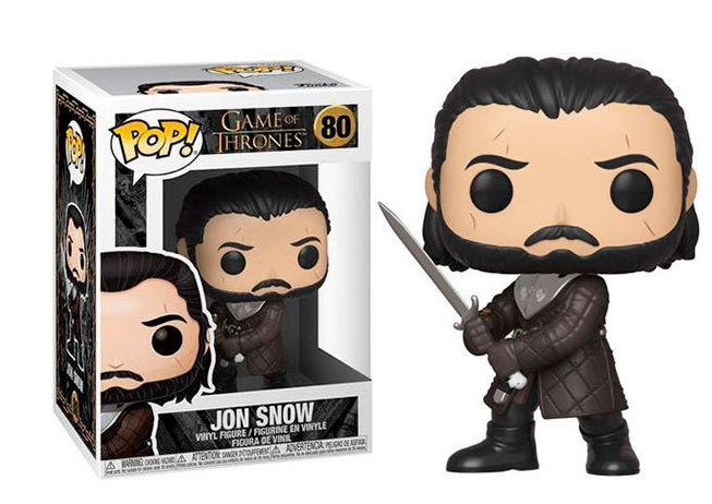 Merch Funko Pop! 80 Games Of Thrones Jon Snow Nové