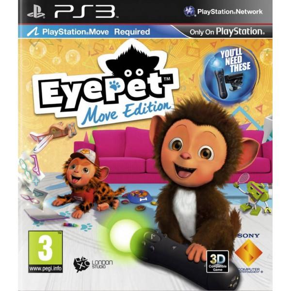 PS3 EyePet Move Edition Nové