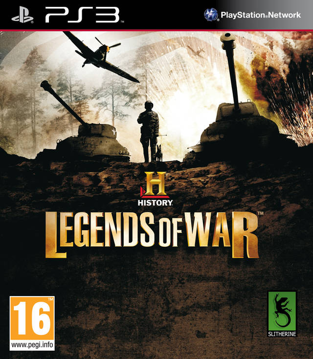 PS3 History Legends of War