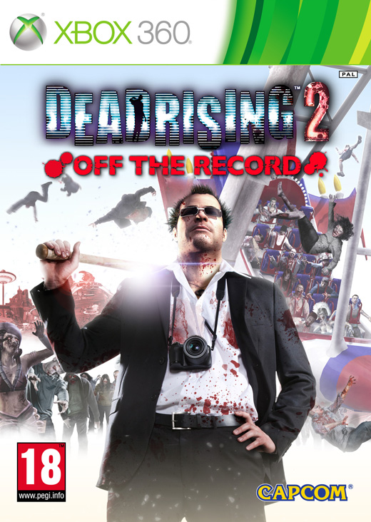 X360 Dead Rising 2 Off the Record