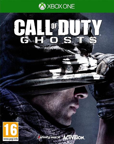 XONE Call of Duty Ghosts Nové