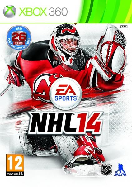 X360 NHL 14 CZ