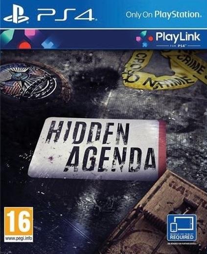 PS4 Hidden Agenda CZ Nové
