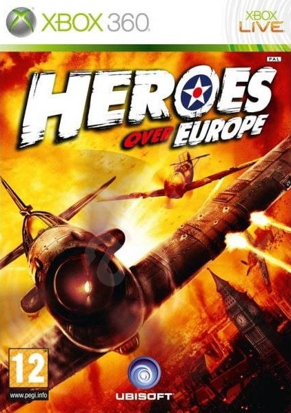 X360 Heroes Over Europe