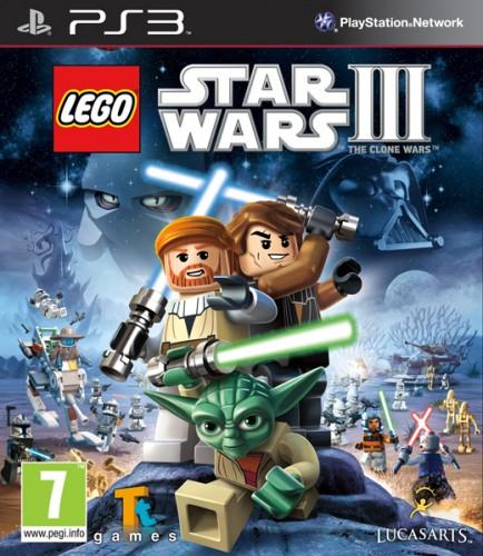 PS3 Lego Star Wars 3 Clone Wars