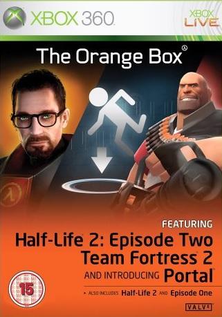 X360 Half-Life 2 The Orange Box