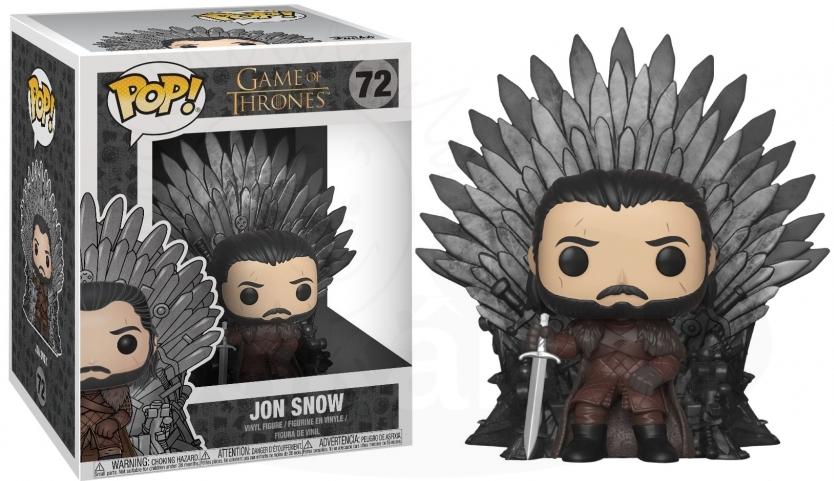 Merch Funko Pop! 72 Game of Thrones Jon Snow Nové
