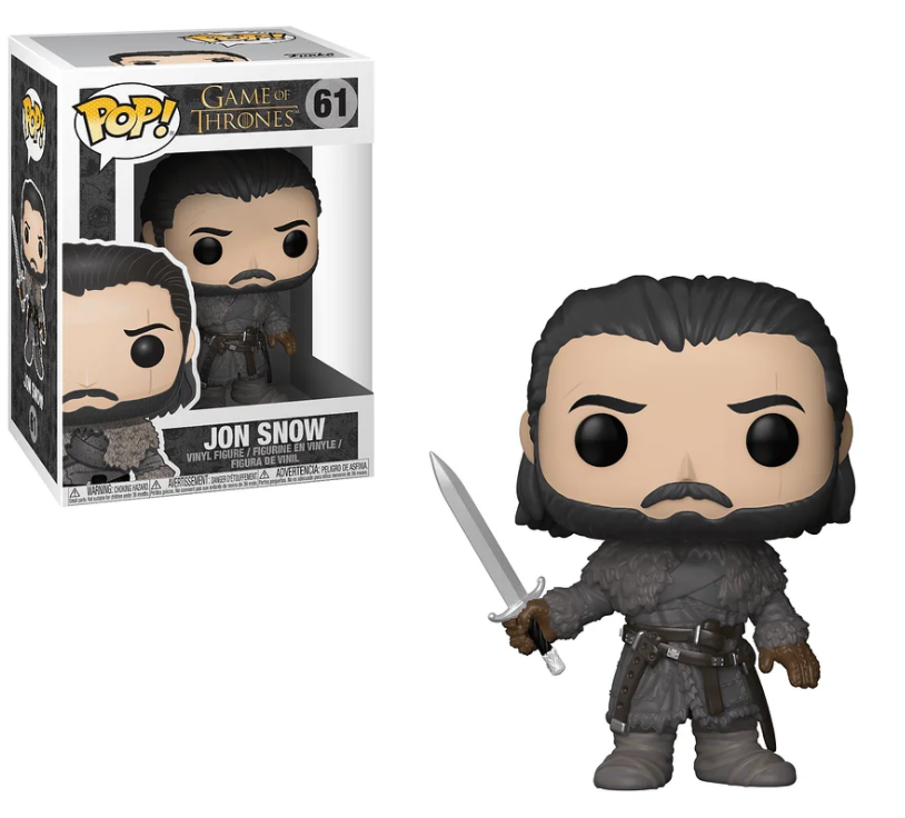 Merch Funko Pop! 61 Game of Thrones Jon Snow Nové