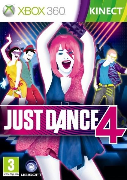 X360 Just Dance 4