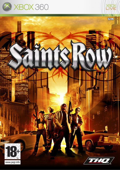 X360 Saints Row