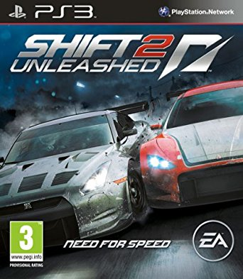 PS3 Need for Speed Shift 2 Unleashed