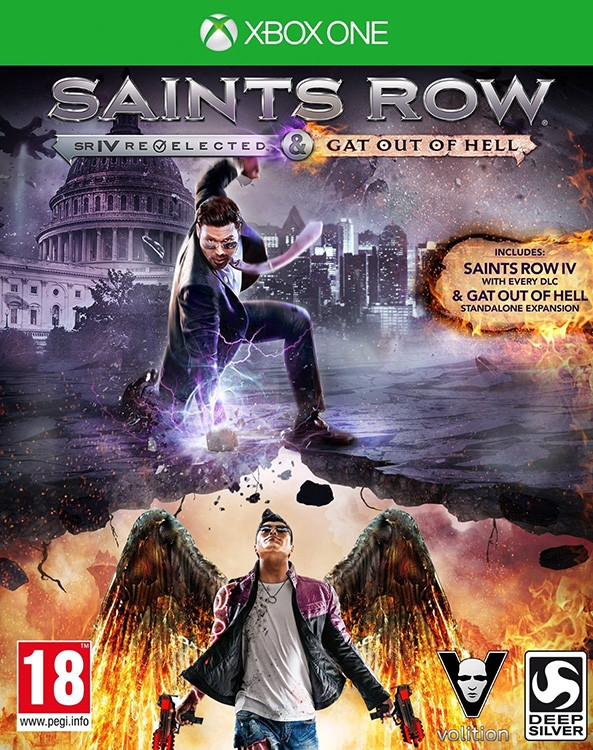 XONE Saints Row 4