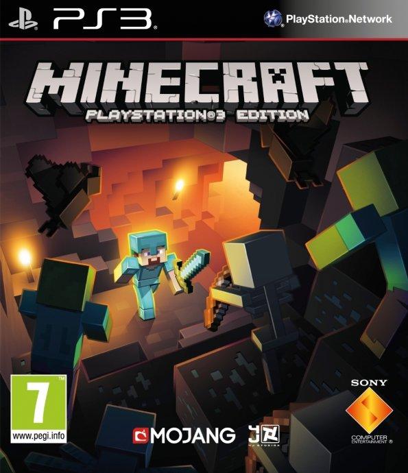 PS3 Minecraft Nové
