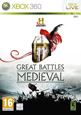 X360 History Great Battles Medieval