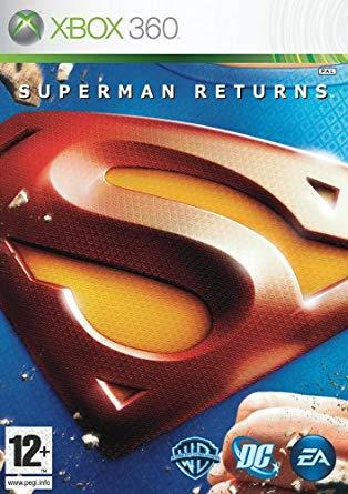 X360 Superman Returns