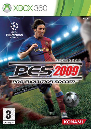X360 Pro Evolution Soccer 2009 N