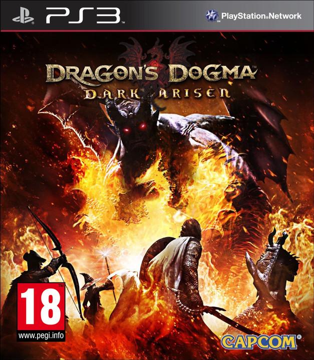 PS3 Dragons Dogma Dark Arisen