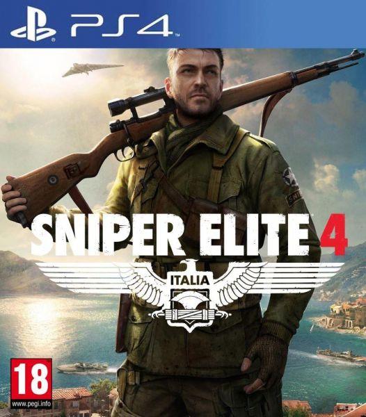 PS4 Sniper Elite 4 Nové