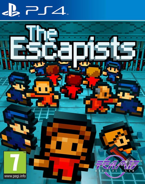 PS4 The Escapists