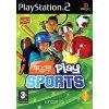 PS2 Eyetoy Play Sports CZ