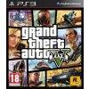 PS3 Grand Theft Auto V (GTA 5) Nové