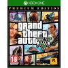 XONE Grand Theft Auto V Premium Online Edition
