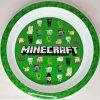 Merch Talíř Minecraft