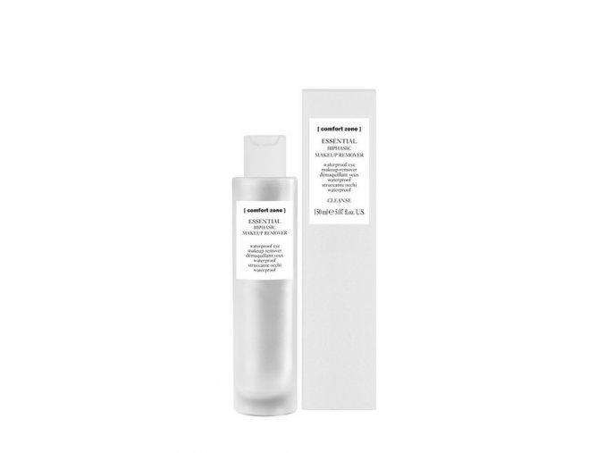 1004 essential biphasic make up remover 150ml