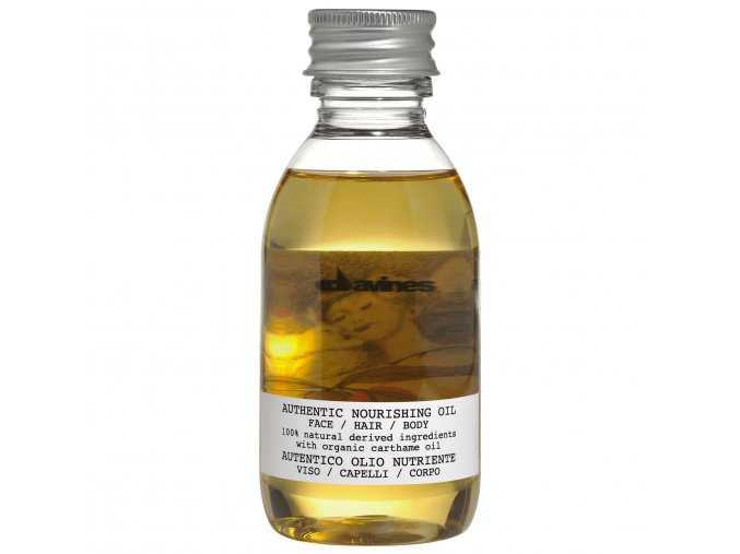 Authentic Nourishing Oil Face / Hair / Body 140 ml