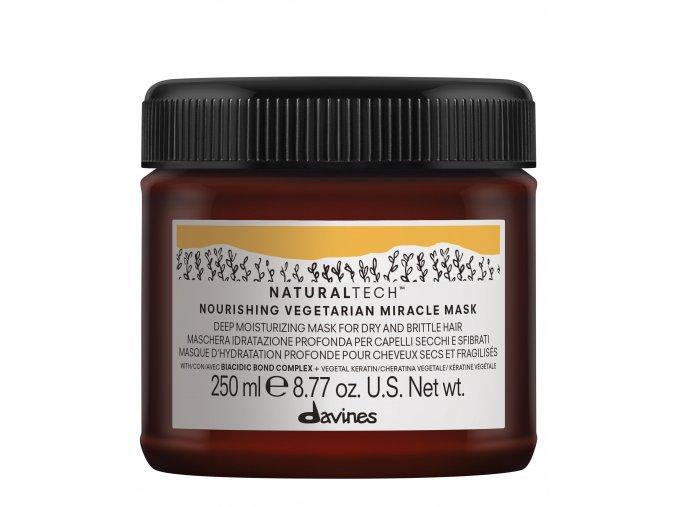121 nourishing vegetarian miracle mask 250ml