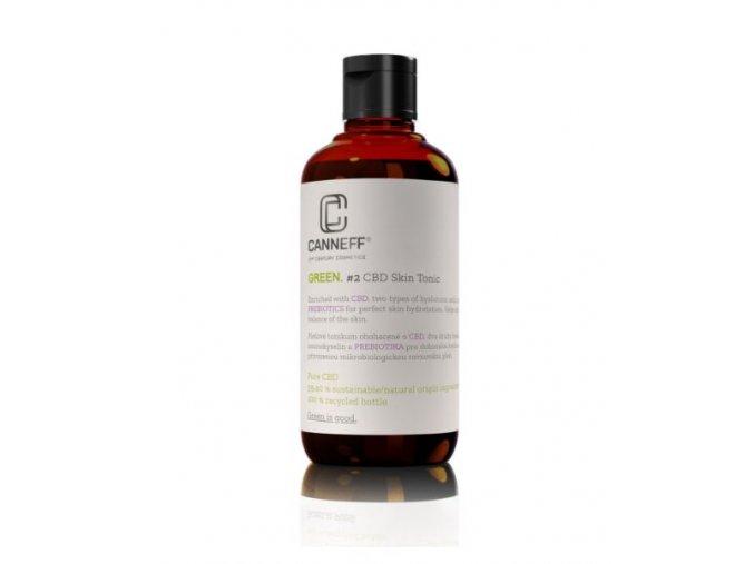 559 CANNEFF®GREEN. #2 CBD Skin Tonic