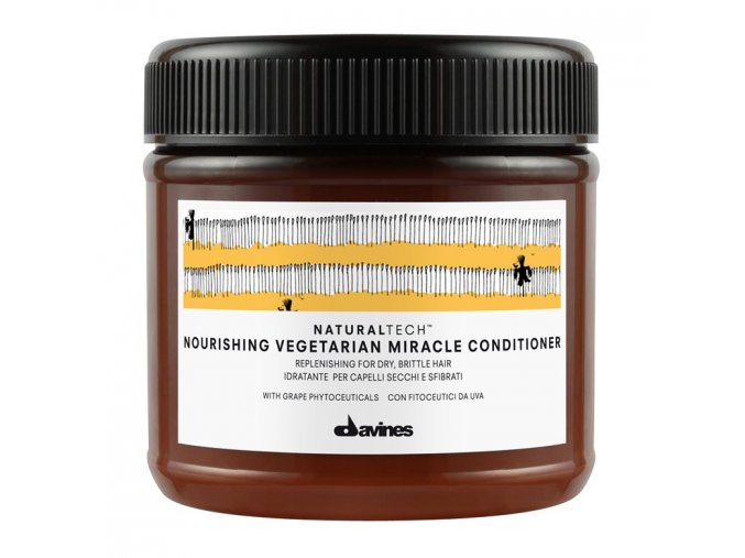 Naturaltech Nourishing - Vegetarian Miracle Conditioner 250 ml