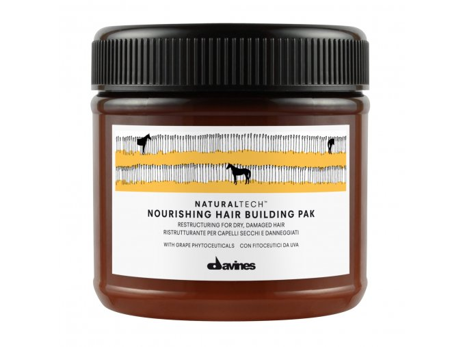 Naturaltech Nourishing - Hair Building Pak 250 ml