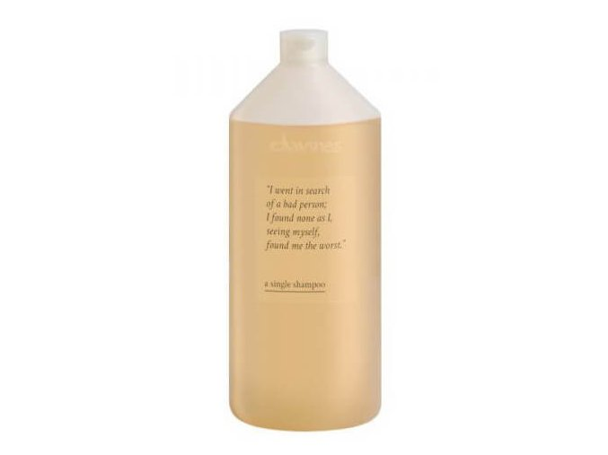 Single shampoo 1000ml