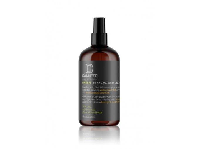 563 Anti pollution Keratin Hair Spray