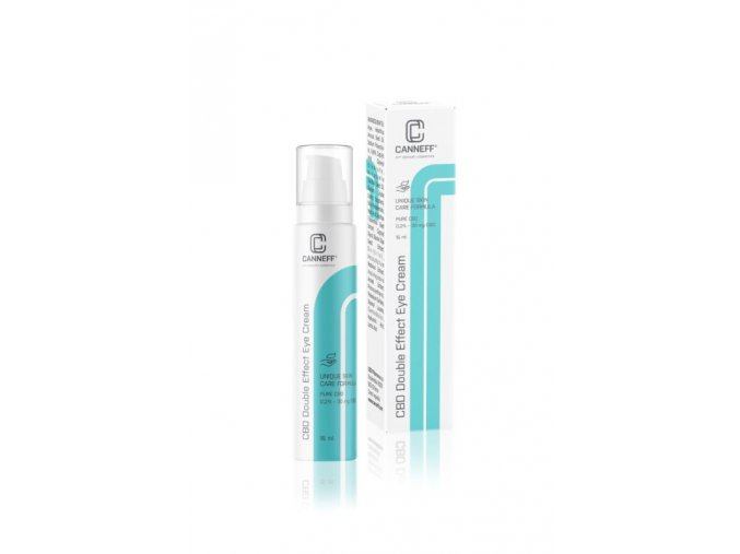 564 CANNEFF CBD Double Effect Eye Cream